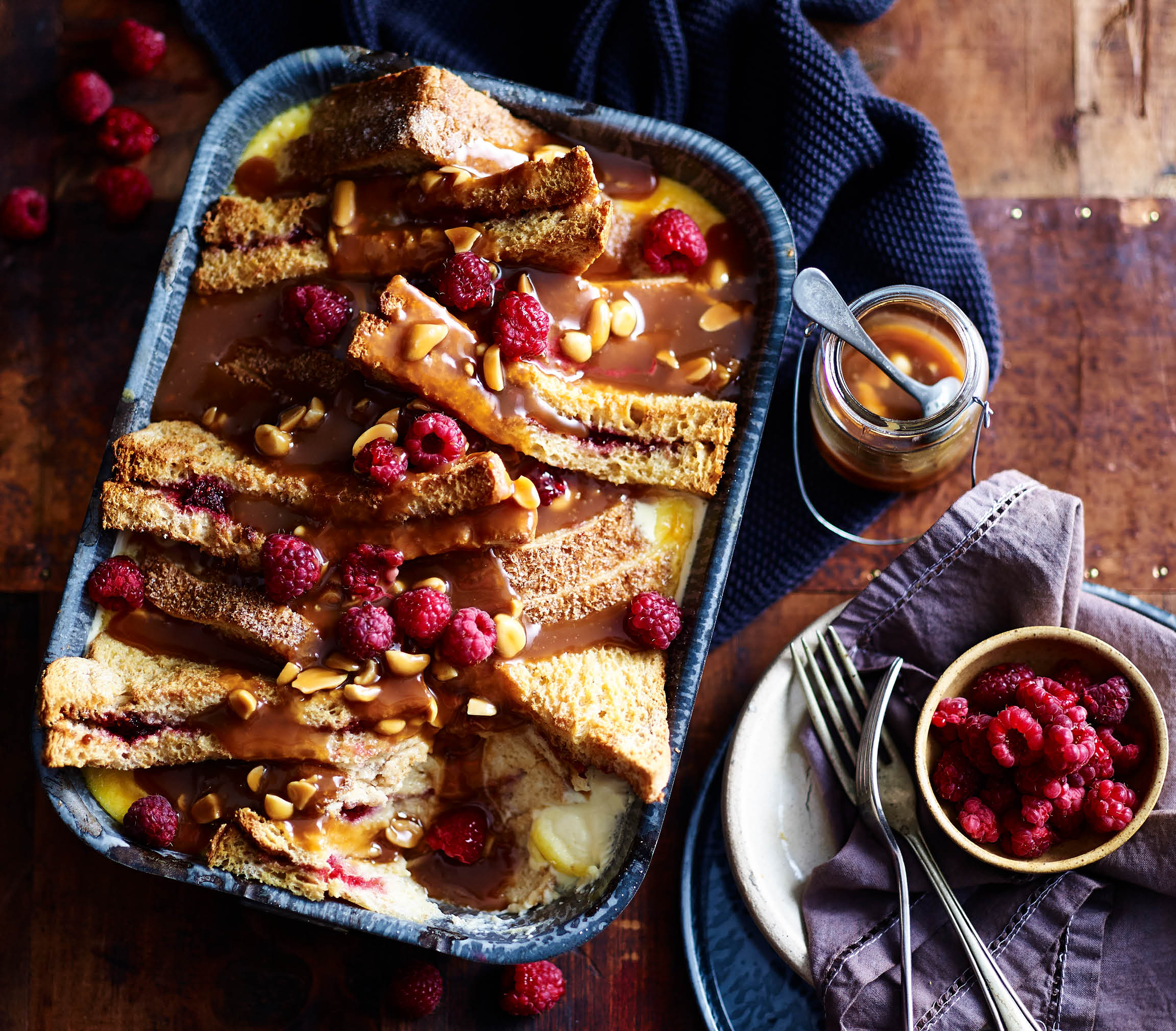 CH4801_Charter Hall_National_Recipes Winter 2019_Social Tiles_PBJ Pudding_Facebook Post_FA